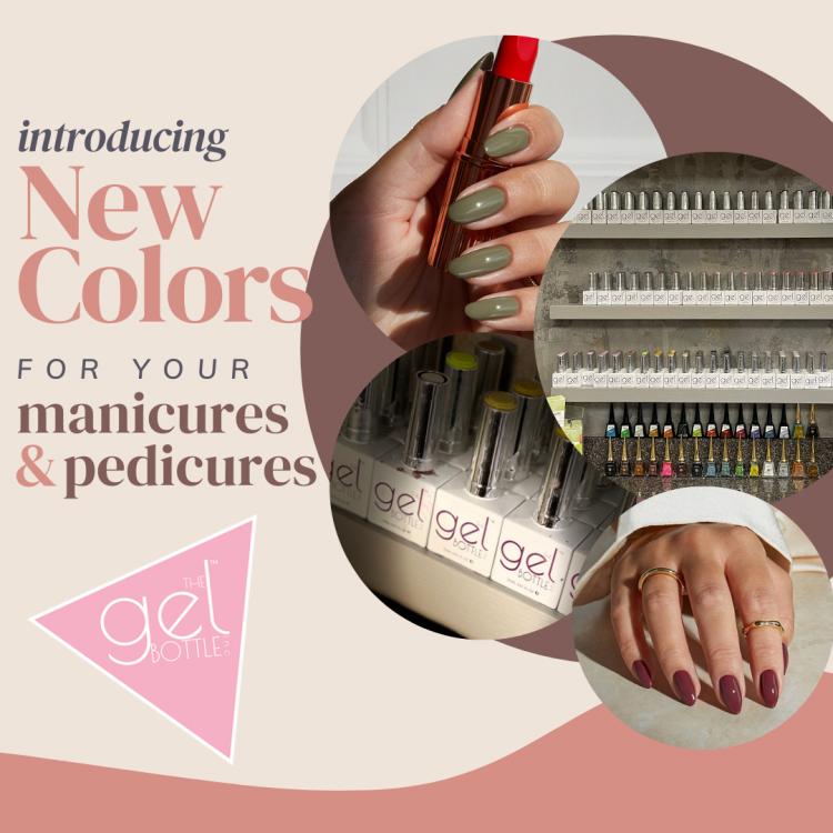 Hair Artists - New Gel Colors